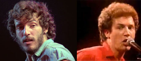 Tommy Tutone vs. Bruce Springsteen