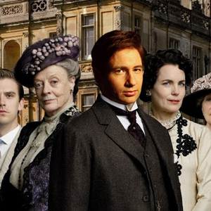 Downton Abbey vs. X-Files on ThatSongSoundsLike.com
