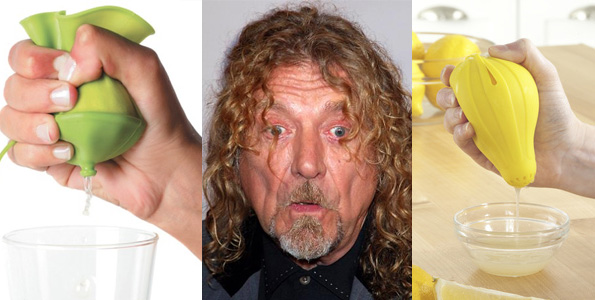 Robert Plant Lemon Squeezer