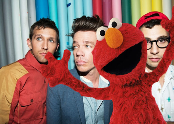 fun. vs. Sesame Street on ThatSongSoundsLike.com