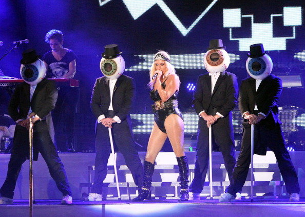 Kesha vs. The Residents