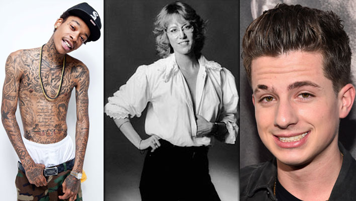 Wiz Khalifa vs. Jennifer Warnes
